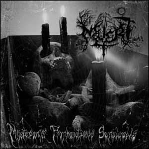 MUERT - Mysteriorum Prophanationis Sepulcralis cover