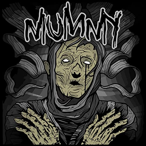 MUMMY - Tomb cover
