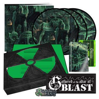 MUNICIPAL WASTE - Gathered At The Altar Of Blast cover