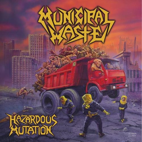 MUNICIPAL WASTE - Hazardous Mutation cover