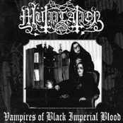 MÜTIILATION - Vampires of Black Imperial Blood cover