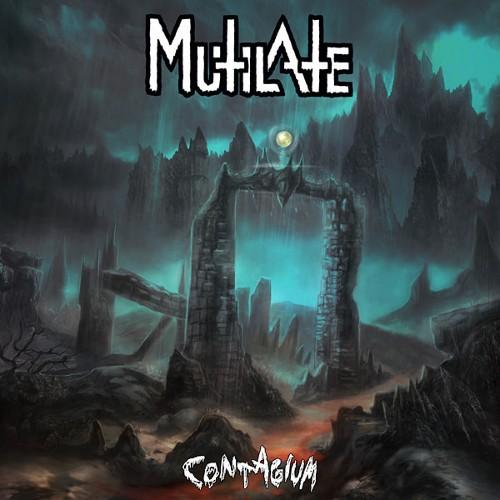 MUTILATE - Contagium cover