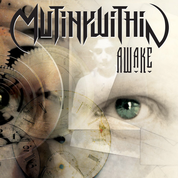 MUTINY WITHIN - Awake cover