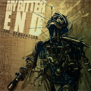 MY BITTER END - The Renovation cover