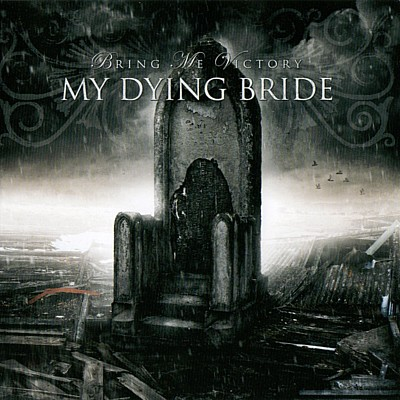 MY DYING BRIDE - Bring Me Victory cover