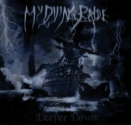 MY DYING BRIDE - Deeper Down cover