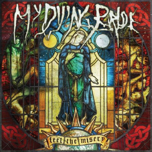 MY DYING BRIDE - Feel the Misery cover
