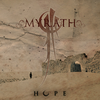 MYRATH - Hope cover 