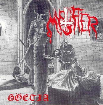 MYSTIFIER - Göetia cover