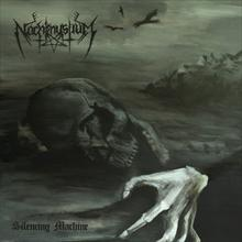 NACHTMYSTIUM - Silencing Machine cover