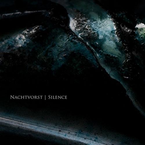 NACHTVORST - Silence cover