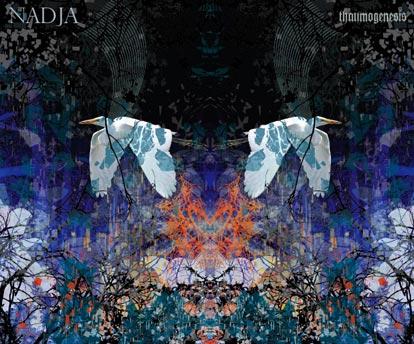 NADJA - Thaumogenesis cover