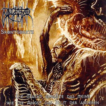 NAGELFAR - Srontgorrth cover
