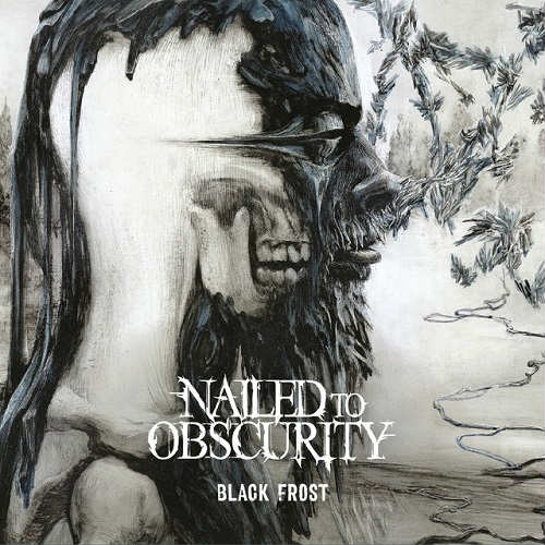 NAILED TO OBSCURITY - Black Frost cover