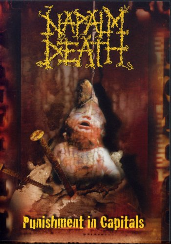 NAPALM DEATH - Punishment in Capitals cover