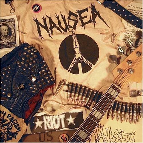 NAUSEA - The Punk Terrorist Anthology Vol.2 : '85-'88 cover