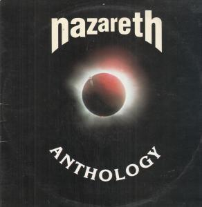 NAZARETH - Anthology cover