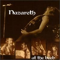 NAZARETH - At The Beeb cover