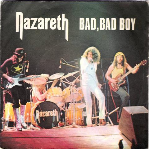 NAZARETH - Bad Bad Boy cover