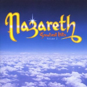 NAZARETH - Greatest Hits Volume II cover