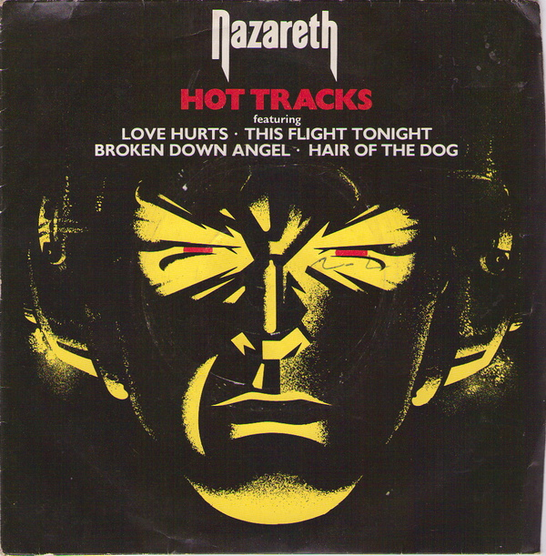 Nazareth Hot Tracks Reviews
