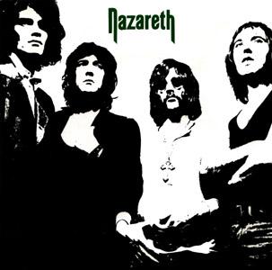 NAZARETH - Nazareth cover