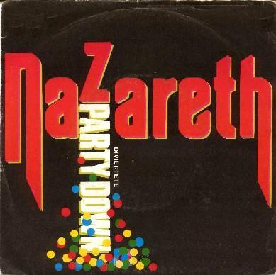 NAZARETH - Party Down cover