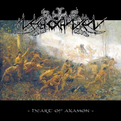 NECHOCHWEN - Heart of Akamon cover