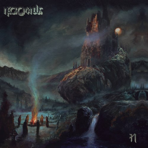 NECROMANDUS - Necromandus cover