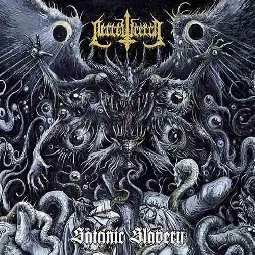 NECROWRETCH - Satanic Slavery cover