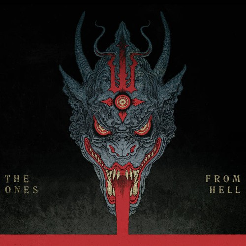 NECROWRETCH - The Ones From Hell cover