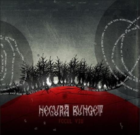 NEGURĂ BUNGET - Focul Viu cover