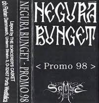 NEGURĂ BUNGET - Promo 98 cover