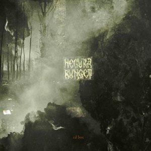NEGURĂ BUNGET - Triology cover