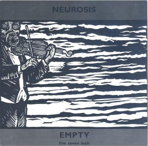 NEUROSIS - Empty cover
