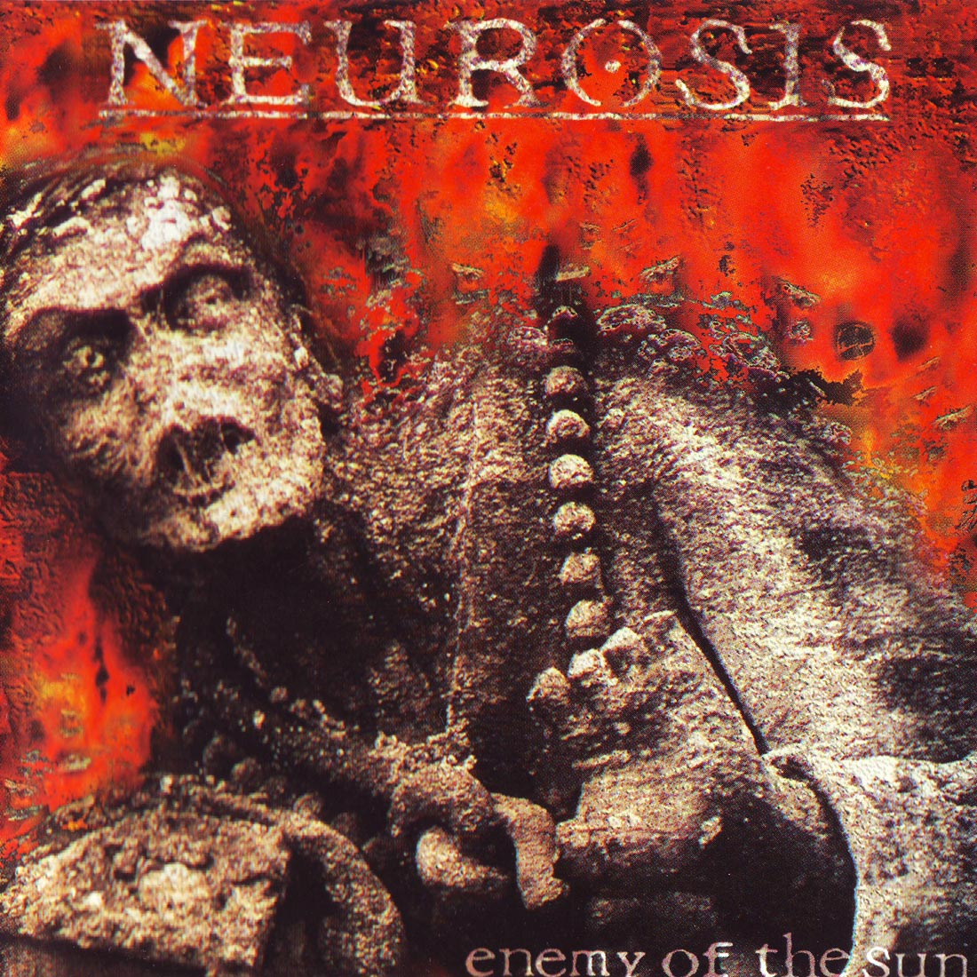 NEUROSIS - Enemy Of The Sun cover