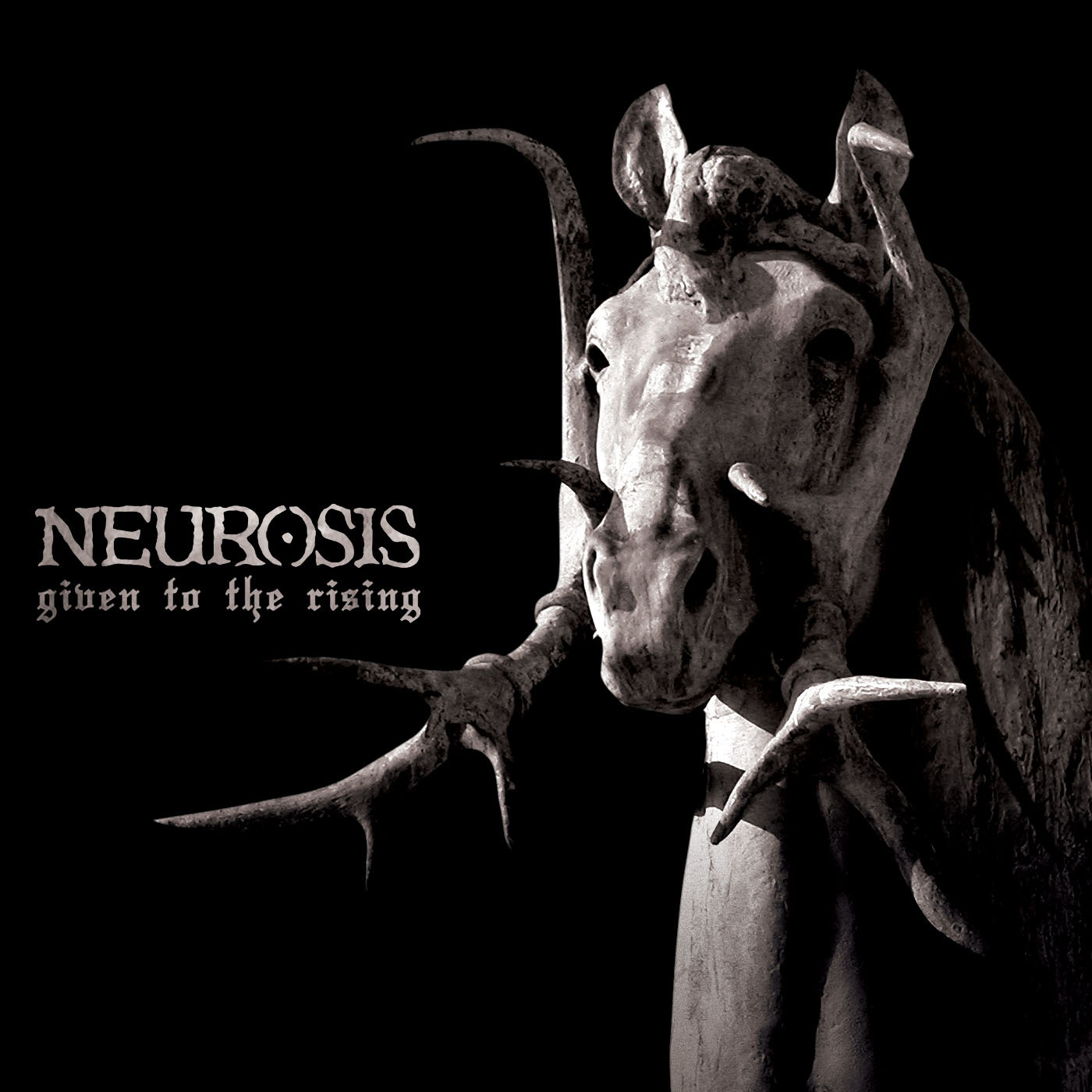 NEUROSIS - Given To The Rising cover