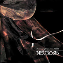 NEUROSIS - Official Bootleg: Lyon France 11.02.99 cover