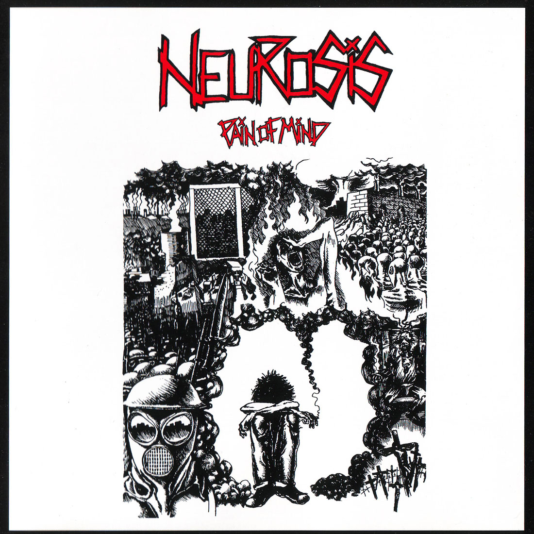 Neurosis - Black