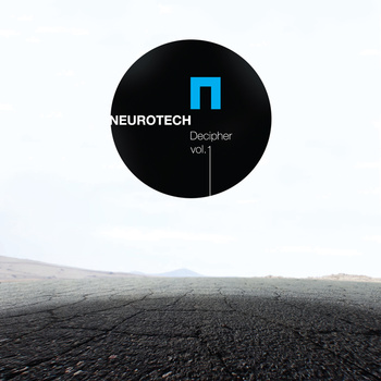 NEUROTECH - Decipher Vol. 1 cover 
