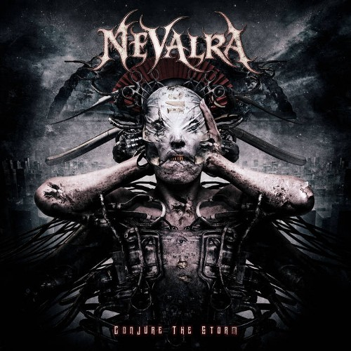 NEVALRA - Conjure The Storm cover