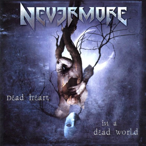 NEVERMORE - Dead Heart in a Dead World cover