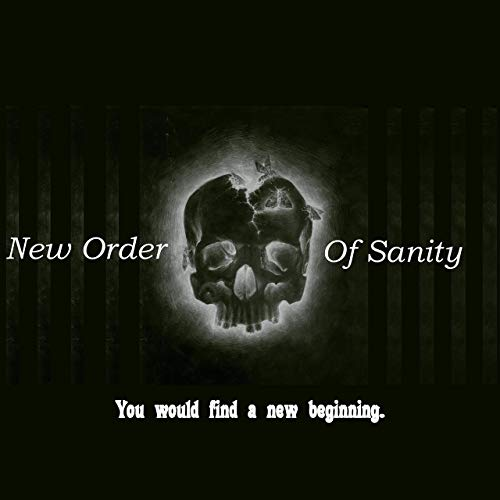 NEW ORDER OF SANITY - You Would Find A New Beginning cover