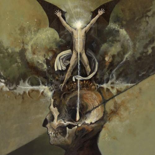 NIGHTBRINGER - Terra Damnata cover