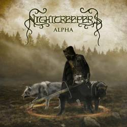 NIGHTCREEPERS - Alpha cover