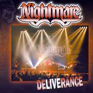 NIGHTMARE - Live Deliverance cover