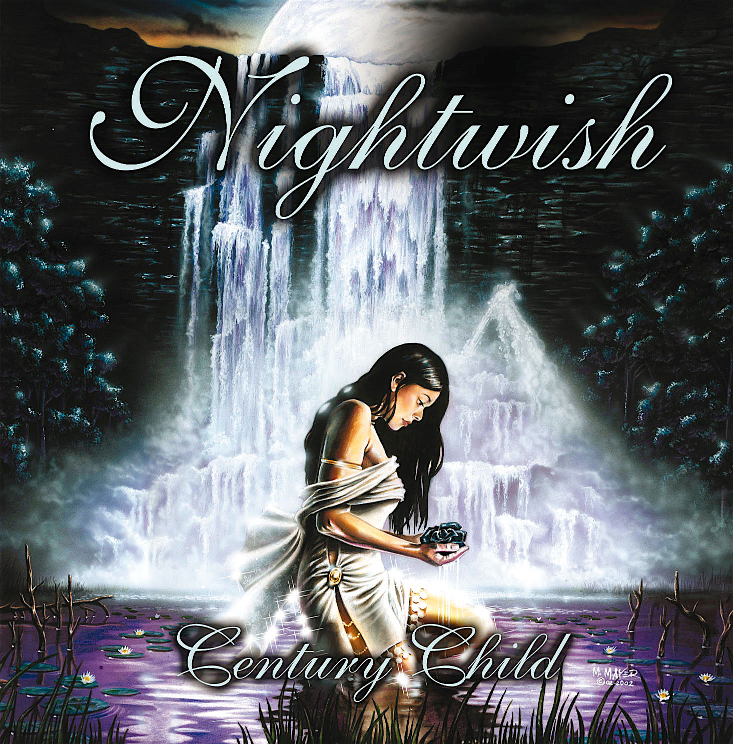 NIGHTWISH - Century Child cover