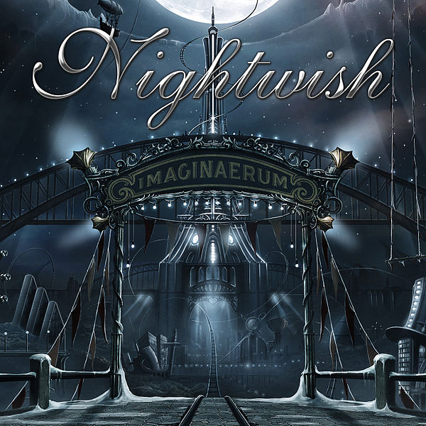 NIGHTWISH - Imaginaerum cover