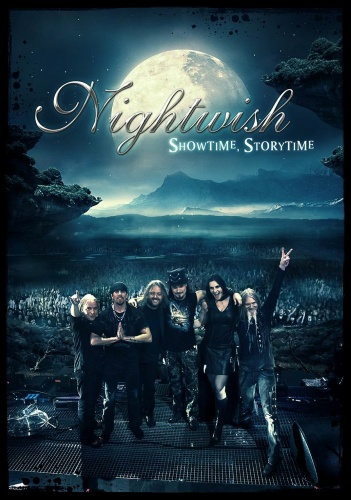 NIGHTWISH - Showtime, Storytime cover