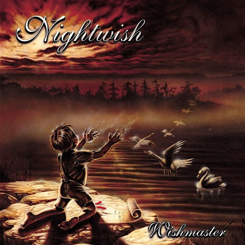 NIGHTWISH - Wishmaster cover